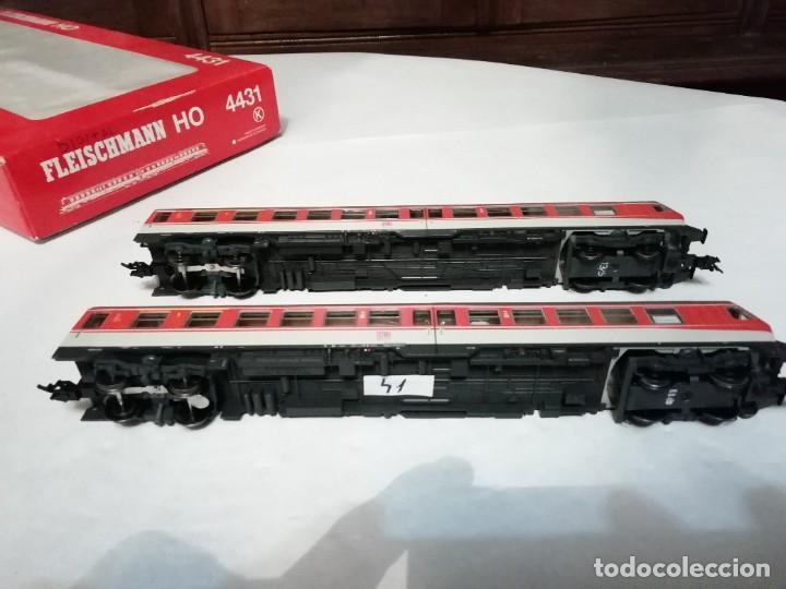 Trenes Escala: Fleischmann H0 4431 Automotor Diésel BR 614 012-3 DB Digital Nuevo - Foto 11 - 208428341