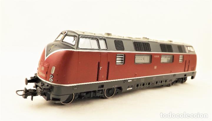 Trenes Escala: Roco 69935 Locomotora V-200 de la DB H0/AC - Foto 2 - 208475196