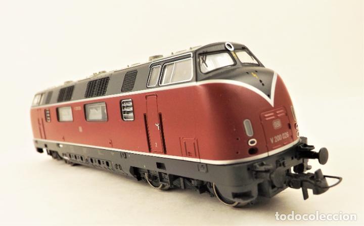 Trenes Escala: Roco 69935 Locomotora V-200 de la DB H0/AC - Foto 3 - 208475196