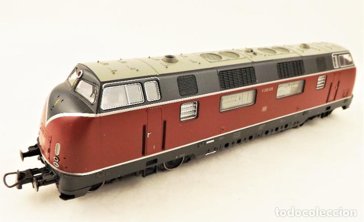 Trenes Escala: Roco 69935 Locomotora V-200 de la DB H0/AC - Foto 4 - 208475196