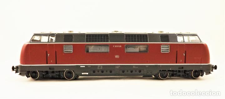 Trenes Escala: Roco 69935 Locomotora V-200 de la DB H0/AC - Foto 5 - 208475196