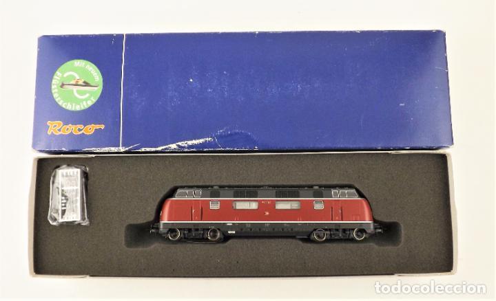 Trenes Escala: Roco 69935 Locomotora V-200 de la DB H0/AC - Foto 7 - 208475196