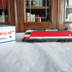 Trenes Escala: ROCO H0 43820 LOCOMOTORA ELÉCTRICA 1014 008-5 ÖBB DIGITAL NUEVA. Lote 208479813