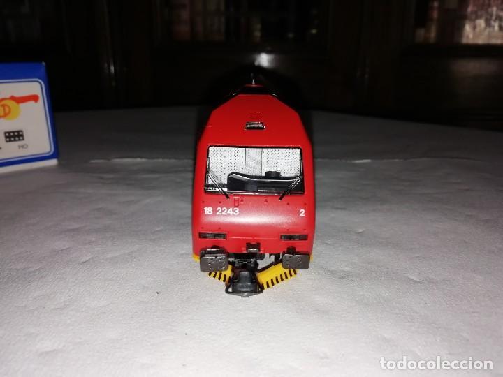 Trenes Escala: Roco H0 63503 Locomotora Eléctrica EL 18 2243 NSB Digital Nueva - Foto 4 - 208481053
