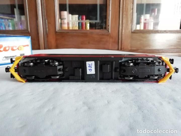 Trenes Escala: Roco H0 63503 Locomotora Eléctrica EL 18 2243 NSB Digital Nueva - Foto 9 - 208481053