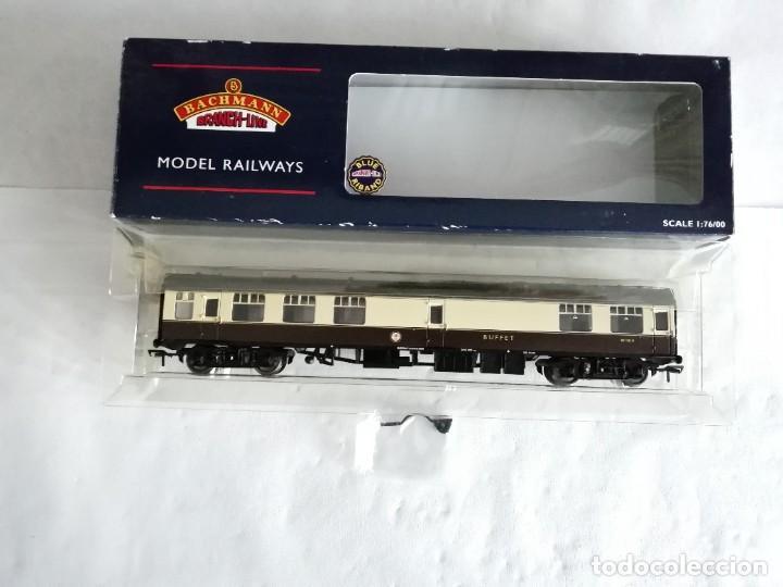 Trenes Escala: Bachmann 00 39-263 Vagón Restaurante MK1 Británico Nuevo - Foto 2 - 208481130
