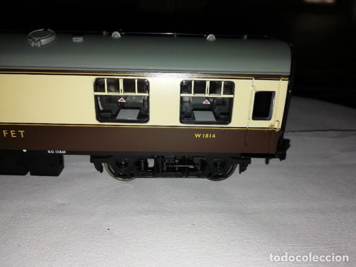 Trenes Escala: Bachmann 00 39-263 Vagón Restaurante MK1 Británico Nuevo - Foto 4 - 208481130