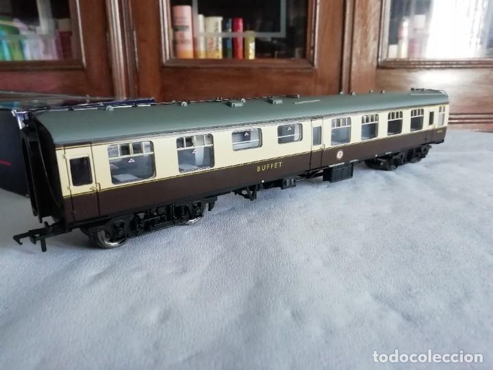 Trenes Escala: Bachmann 00 39-263 Vagón Restaurante MK1 Británico Nuevo - Foto 10 - 208481130
