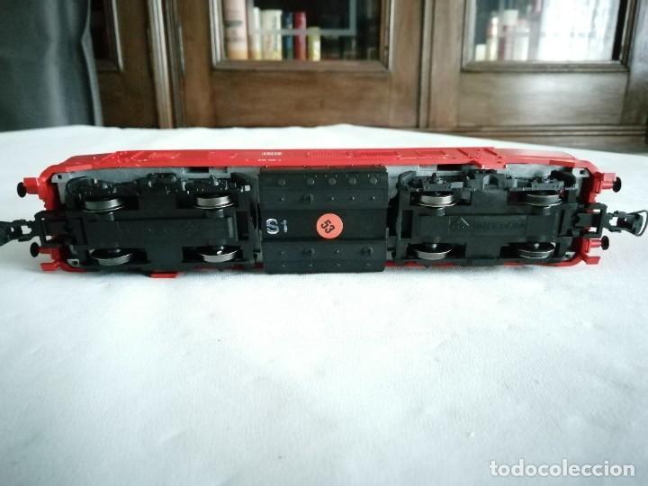 Trenes Escala: Roco H0 63490 Locomotora Diésel BR 215 126-4 DB AG Alemana Digital Nueva - Foto 9 - 208481851