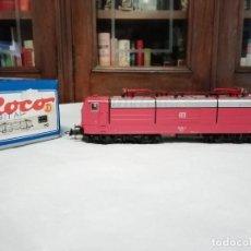 Trenes Escala: ROCO H0 43695 LOCOMOTORA ELÉCTRICA BR 181.2 DB DIGITAL NUEVA. Lote 208563703