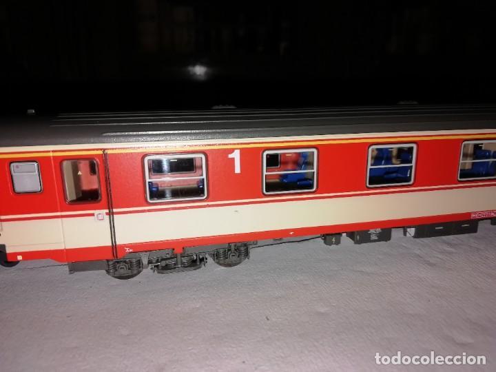 Trenes Escala: Roco H0 64783 Vagón de Pasajeros de 1ª y 2ª Clase ÖBB Austria Nuevo - Foto 4 - 208600580