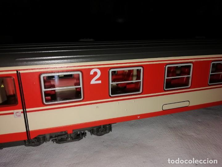 Trenes Escala: Roco H0 64783 Vagón de Pasajeros de 1ª y 2ª Clase ÖBB Austria Nuevo - Foto 6 - 208600580