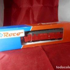 Comboios Escala: LOCOMOTORA DIESEL DE LA DB ESCALA HO DE ROCO. Lote 208907730