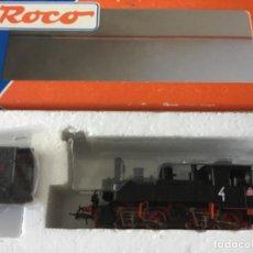 Trenes Escala: H0 LOCOMOTORA ROCO VAPOR REF. 43285. ÚNICA EN TODOCOLECCION. NUEVA. Lote 210139162