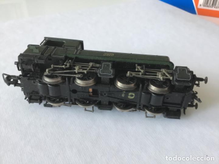 Trenes Escala: Locomotora H0 Roco vapor verde. Única en todocoleccion. De vitrina - Foto 7 - 210144003