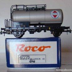 Trains Échelle: ROCO VAGON CISTERNA CAMPSA DE RENFE REF: 47775. Lote 237297165