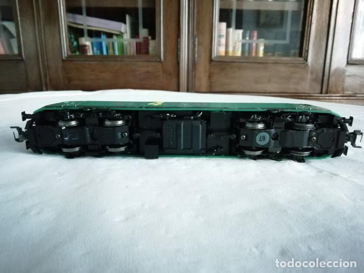 Trenes Escala: Roco H0 63564 Locomotora Eléctrica 145-CL 004 RAIL4CHEM Nueva - Foto 8 - 213410776