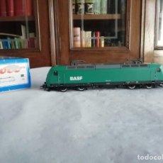 Trenes Escala: ROCO H0 63562 LOCOMOTORA ELÉCTRICA BR 145-CL 001 BASF ÖBB DIGITAL NUEVA. Lote 213411083