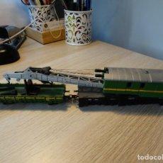 Trenes Escala: LOTE 10 VAGONES DE CARGA ROCO H0. Lote 213665921