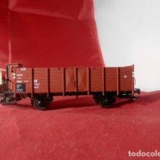 Trenes Escala: VAGÓN BORDE ALTO ESCALA HO DE ROCO. Lote 215999365