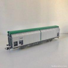 Trenes Escala: ROCO, VAGÓN RENFE CON PUERTAS DESLIZANTES. Lote 216658930
