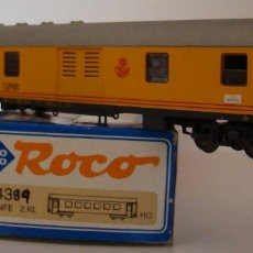Trenes Escala: ROCO FURGON CORREOS DE RENFE REF 44389 ESCALA H0. Lote 218120830