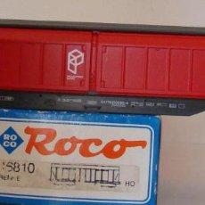Trenes Escala: ROCO VAGON PUERTAS CORREDIZAS DE RENFE REF 46810 ESCALA H0. Lote 218121093