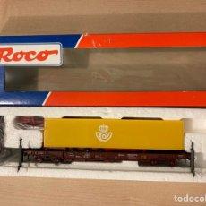 Trenes Escala: ROCO 46579.5 CORREOS RENFE. Lote 218532016