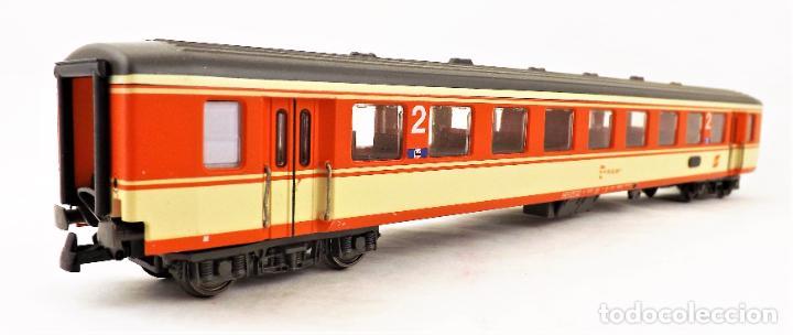 ROCO H0 COCHE DE SEGUNDA CLASE PASAJEROS ÖBB (Juguetes - Trenes a Escala H0 - Roco H0)