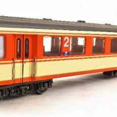 Trenes Escala: ROCO H0 COCHE DE SEGUNDA CLASE PASAJEROS ÖBB. Lote 219832436