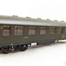 Trenes Escala: ROCO 44388 H0 COCHE LITERAS RENFE. Lote 219837510