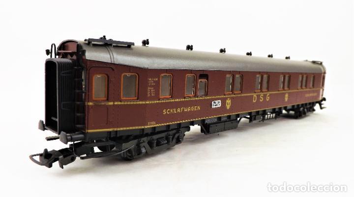 Trenes Escala: Roco Coche-Cama de la DSG - Foto 3 - 220107050