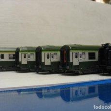Trenes Escala: ROCO COMPOCICION DE 5 COCHES DE LA SNCF HO. Lote 221798716