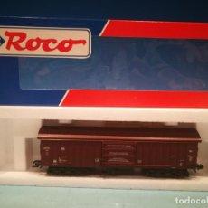 Trenes Escala: VAGON ROCO MATERIAL NUEVO LIQUIDACIÓN. Lote 221964136