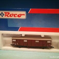 Trenes Escala: VAGON ROCO MATERIAL NUEVO LIQUIDACIÓN. Lote 221964328
