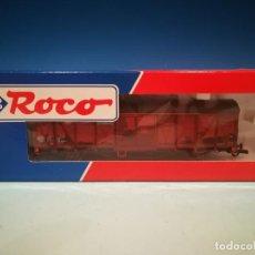 Trenes Escala: VAGON ROCO MATERIAL NUEVO LIQUIDACIÓN. Lote 221964652