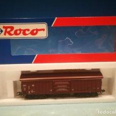 Trenes Escala: VAGON ROCO MATERIAL NUEVO LIQUIDACIÓN. Lote 221964990