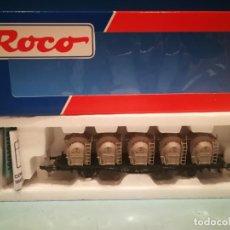 Trenes Escala: VAGON ROCO MATERIAL NUEVO LIQUIDACIÓN. Lote 221965621