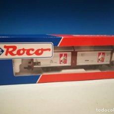 Trenes Escala: VAGON ROCO MATERIAL NUEVO LIQUIDACIÓN. Lote 222026087