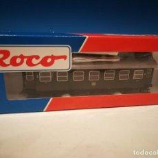 Trenes Escala: VAGON ROCO MATERIAL NUEVO LIQUIDACIÓN. Lote 222026395