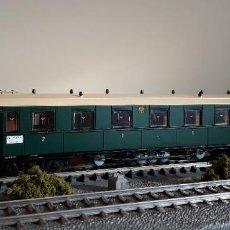 Trenes Escala: ROCO H0 COCHE DE VIAJEROS MIXTO DE 1ª Y 2ª CLASE TIPO ABBÜ 725, DEL WÜRTTEMBERG TRAIN, DE LA KWST E. Lote 222167032