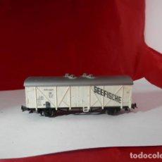 Trenes Escala: VAGÓN CERRADO ESCALA HO DE ROCO. Lote 222219130
