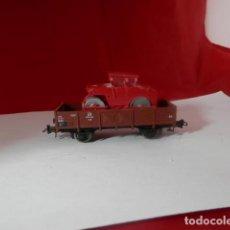 Trenes Escala: VAGÓN BORDE ALTO ESCALA HO DE ROCO. Lote 222220713