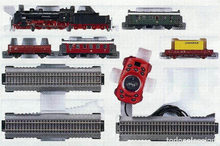 ROCO SET DIGITAL BR 17 - 41230 (Juguetes - Trenes a Escala H0 - Roco H0)