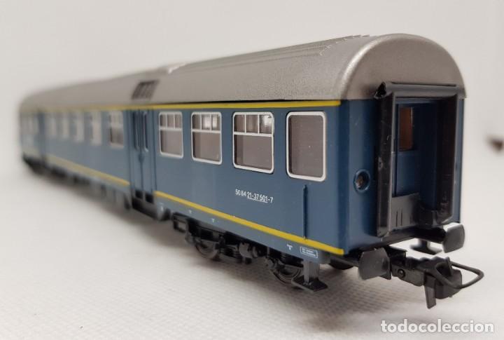 Trenes Escala: Coche de pasajeros ROCO H0 - Foto 5 - 222578881