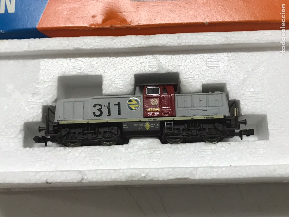 Trenes Escala: LOCOMOTORA ROCO RENFE 311 ESC N - Foto 5 - 222684536
