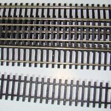 Trenes Escala: LOTE DE 5 TRAMOS DE VIA ROCO REF: 4402 ESCALA H0. Lote 224094602