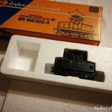 Trenes Escala: LOCOMOTORA ROCO CONTINUA 4128A BR 169 DB. Lote 224565815