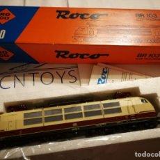 Trenes Escala: LOCOMOTORA ROCO CONTINUA BR 103 DB 04146 A. Lote 224692480