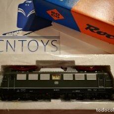 Trenes Escala: LOCOMOTORA ROCO CONTINUA BR 140 DB 04136 A. Lote 224697137